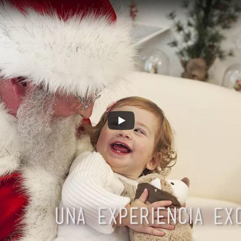 VIDEO PAPA NOEL