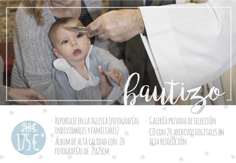 Promoción Bautizo Savironi